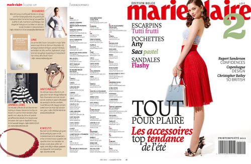 Marie Claire 04 2012